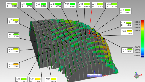 Pomiary kontrolne w przemyśle z wykorzystaniem ręcznego skanera 3D?